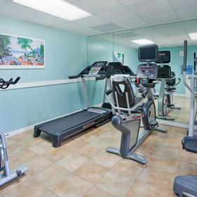Grand Caymanian Resort — Fitness Center