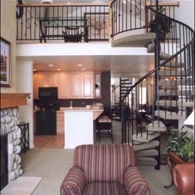 Wintergreen at Midway — - Unit Living Area