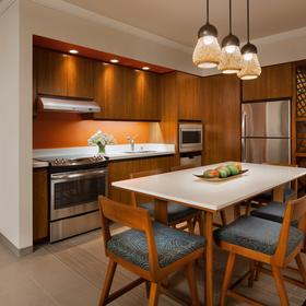The Westin Nanea Ocean Villas — Kitchen
