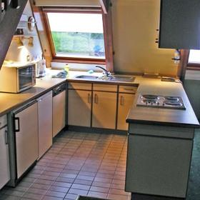 Clowance Estate and Country Club — - Unit Kitchen
