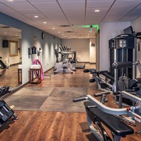 Grand Timber Lodge — Fitness Center