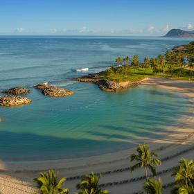 Marriott's Ko Olina Beach Club — Lagoon and Beach