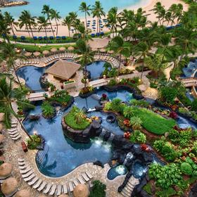 Marriott's Ko Olina Beach Club — Pool Area