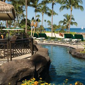 Marriott's Ko Olina Beach Club — Pool Bar