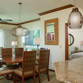 Marriott's Ko Olina Beach Club — Dining Area