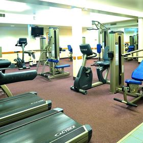 The Point at Poipu — Fitness Center