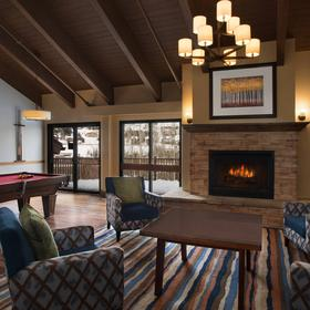 Marriott's StreamSide at Vail - Birch, Douglas, and Evergreen — Lounge