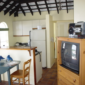 The St. George's Club - Unit Kitchen
