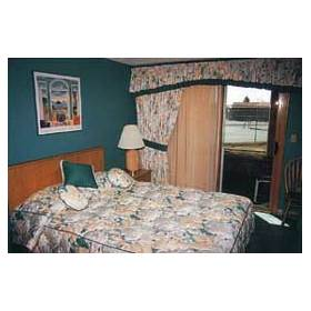 The Nautical Mile Resort — - Unit Bedroom