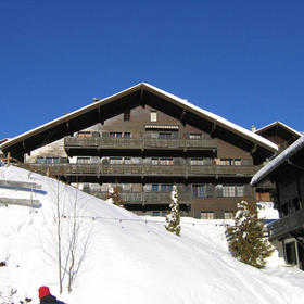 Royal Alpage Club — - The Chalet