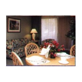 Grand Lake Resort — - Unit Dining Area
