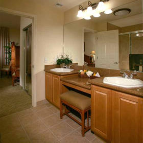 Tahiti - Unit Bathroom