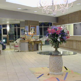 Wyndham SeaWatch Plantation - North Tower Lobby