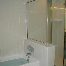 Brigantine Quarters — - Unit Bathroom