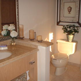 The Villas at Polo Towers - Unit Bathroom