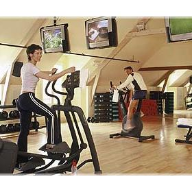 Marriott's Village d'Ile-de-France - Exercise Facilities