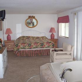 Fox Run Resort — - Unit Bedroom