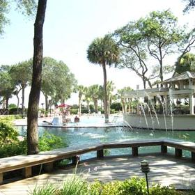 Marriott's Monarch Oceanfront in Sea Pines - Grounds