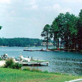 Wyndham Resort at Fairfield Plantation - Fishing Lake