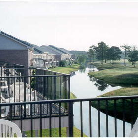 Presidential Villas at Plantation Resort - View From Deck