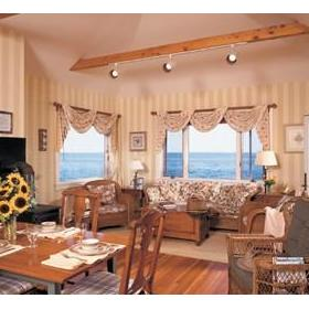 Samoset Resort - Unit Living & Dining Areas