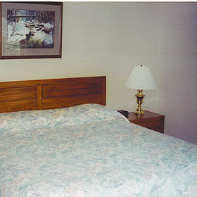 Gatlinburg Town Square - Unit Bedroom