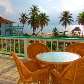 Costa Maya Reef Resort - Unit Patio