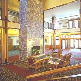 The Jordan Grand Hotel at Sunday River - Lobby