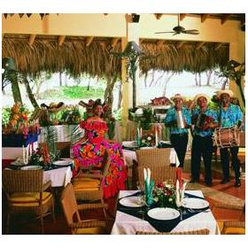 Grand Oasis Marien (formerly Marien Coral By Hilton) — Grand Oasis Marien - Restaurant