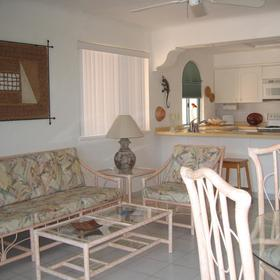 WorldMark Coral Baja - Unit Living Area