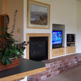Meadow Lake Golf and Ski Resort - Unit Living Area