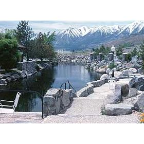 David Walley's Hot Springs Resort and Spa - Grounds