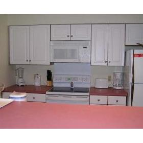 The Carolina Club - Unit Kitchen