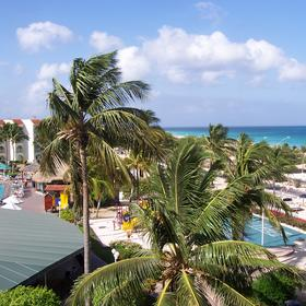 La Cabana Beach Resort & Casino - View From Balcony