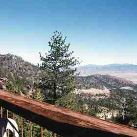 The Ridge Sierra - View From Balcony