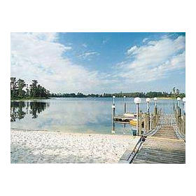 Grand Lake Resort — - Dock