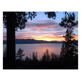 Wyndham South Shore — Lake Tahoe scenery