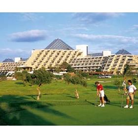 Paradisus Cancún - golf