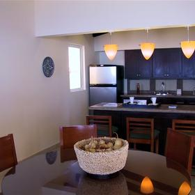 Montecristo Estates by Pueblo Bonito - Unit Kitchen/Dining Area