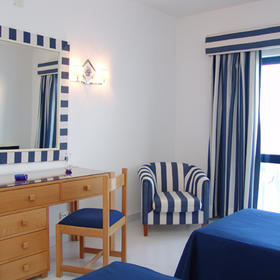 Oura-View Beach Club — - Unit Bedroom
