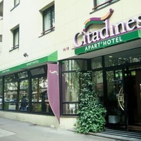 Citadines apart hotel paris bastille nation paris france for Apart hotel citadines