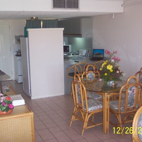 La Quinta Beach Resort - Unit Dining Area