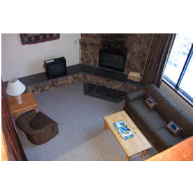 Lake Placid Club Lodges - Unit Living Area