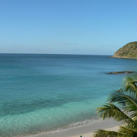 Belair Beach Hotel - View From Balcony