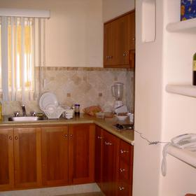 Torrenza Boutique Resort - Unit Kitchen