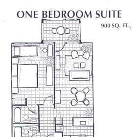 Caribbean Palm Village - Unit Floor Plan
