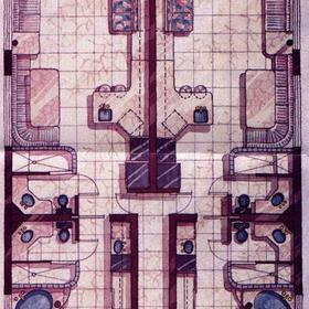 Freeport Resort & Club - Unit Floor Plan