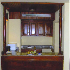 Oasis Hamaca  - Unit Kitchenette