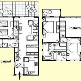 Ocean Reef Yacht Club & Resort - Unit Floor Plan