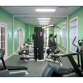Holiday Inn Club Vacations at South Beach Resort — South Beach Resort - Fitness Center